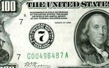 $100 1928 :::: CHICAGO ::::  Federal Reserve Note ** MORE CURRENCY FOR SALE **