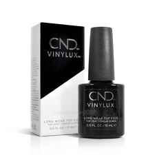 CND VINYLUX Weekly Nail Polish Top Coat 0.5oz New Formula