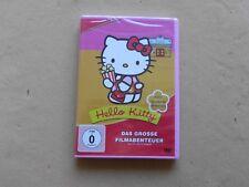 Hello Kitty  5  Episoden Das grosse Film Abenteuer Kinder DVD Neu OVP