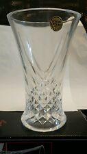 Cristal d'arques Empire Vase