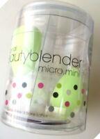 BEAUTY BLENDER MICRO MINI 2 LIME GREEN MINI makeup SPONGES new 2 pcs 1 box new