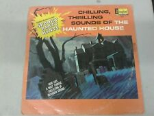 Disneyland Records 1257 Chilling Thrilling Sound of the Haunted House LP (bc3)