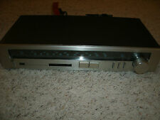 Sansui T7 Vintage Analog Tuner - Very Good Cosmetic Condition