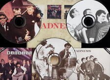 MADNESS - ONE STEP BEYOND - ABSOLUTELY - RISE & FALL- 3x CD PICTURE CDs BOX SET
