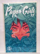 Paper Girls #11 NM- 1st Print Image Comics 2017 Brian K. Vaughan