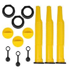 3 Scepter Spout Kit Jerry Gas Can 4 Piece Parts Stopper Vent Screw Cap