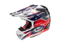 Casque Cross ARAI Mx-V Sly Red Taille S