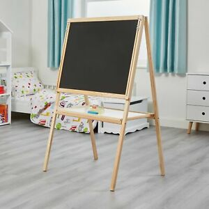 Children's Easel - Height Adjustable, Double-Sided Easel