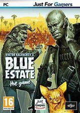 BLUE ESTATE THE GAME      ----  JEU NEUF POUR PC
