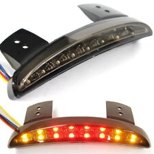 Eagle Lights Harley Davidson Smoked Tail Light with Integrated Turn Signal