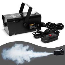 Nebelmaschine mit Fernbedienung Party Nebel Rauch Smoke Maschine Fog Effekt Club