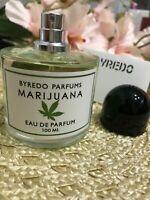 BYREDO Marijuana 3.4 oz / 100 ml Eau De Parfum Unisex New In Box EDP