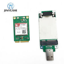 SIMCOM SIM7000A MINI PCIE+PCIE to USB Adapter NBIOT LTE CAT-M1/eMTC