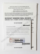 Microsoft SBS 2011 Premium Add-on HP ROK SQL 2008 R2 avec 5 Cals 644258-B21