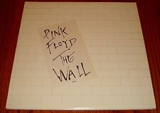 PINK FLOYD THE WALL ORIGINAL 2-LP SET WITH STICKER A REAL GEM LIKE NEW!!!  1979