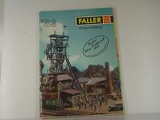 Faller  Katalog  von 1983     - #430  - gebr.
