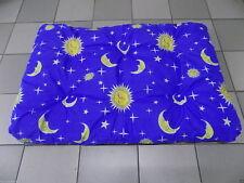 réversible lit, coussin, Canapé pour Chien Couchette tissu gr. XL BLEU / Jaune