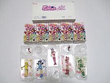 Tokyo Mew Mew Figure Set of 5 Ichigo Zakuro Lettuce Doll 2003 Furuta Japan New