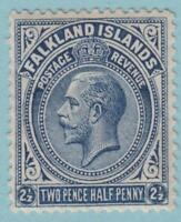 Falkland Islands 33 Mint Hinged OG * - No faults Extra Fine!