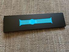 Apple 45mm / 44mm / 42mm Nike Sportarmband Chlorine Blue/Green Glow - MJ6L3ZM/A