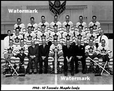 46 - 47 Toronto Maple Leafs Stanley Cup Champs Team Pic Black White 8 X 10 Photo