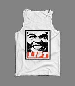 XYDQ Obey Propaganda II Mens Boy Round Neck Vest Premium Sleeveless Tank Top T-Shirt