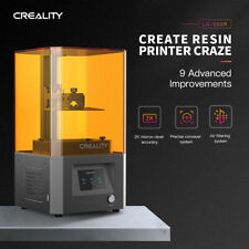 Creality LD002R UV Photocuring LCD 3D Printer with Air Filtering System Off-line