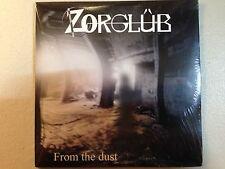 ZORGLUB - FROM THE DUST 2005 1PR EP SEALED MYSTICUM DIABOLICUM BLACKLODGE THORNS