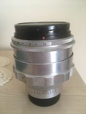 Zeiss Biotar 75mm f/1.5 lens M42 mount - EXCELLENT