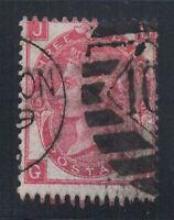 Großbritannien 1867 Mi. 28 Gestempelt 40% 3 P, Königin, Victoria