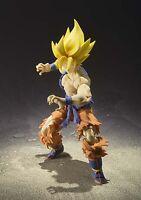 Dragon Ball S.H.Figuarts Super Saiyan Son Goku Awakening ACTION FIGURE gokou