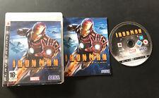 Iron Man PS3 Play Station 3 PAL ESPAÑOL