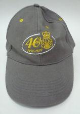 2010 SCOUTS OF HONG KONG - HK Queen's Scout & Queen's Guides Club 40 Anniv. Cap