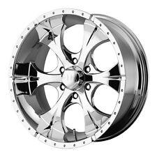 Helo HE791 Maxx 16x10 6x139.7 -25mm Chrome Wheel Rim