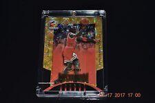 1999-00 UPPER DECK HOLOGRFX MICHAEL JORDAN RARE AUSOME GOLD INSERT CARD $$