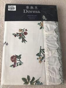 Dorma Garlandia Lined Pelmet Vintage New In packaging