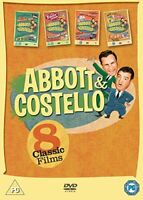 Abbott and Costello: 8 Classic Films [DVD][Region 2]