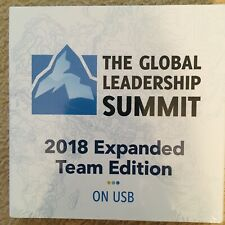 Global Leadership Summit 2018 Expanded Team Edition On Usb/Not Dvd Willow Creek