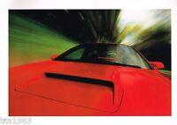 1991 MAZDA Brochure / Catalog: RX-7,MIATA,MX-6,PROTEGE,MPV,626,NAVAJO,PickUp,929