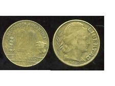 ARGENTINE 20 centavos 1950