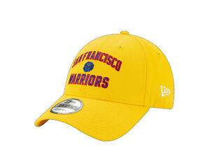 Golden State Warriors New Era 9FORTY NBA Adjustable Snapback Hat Cap HWC