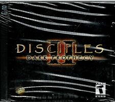 Lot of 15 Disciples II Dark Prophecy Pc Sealed New Jewel Case