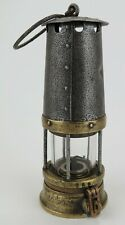 255 Baxendale, Manchester Miners safety lamp