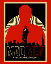 MAD MEN Promo Poster, 8x10 Color Photo