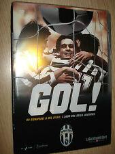 DVD N° 10 DEL PIERO BONIPERTI I 3000 GOL DELLA JUVENTUS JUVE FC