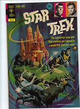 Star Trek #15 comic 1972     Gold Key