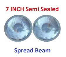 spread beam round headlights Ford Falcon XM XR XY GS  XP XW XA XB XC XT XY GT