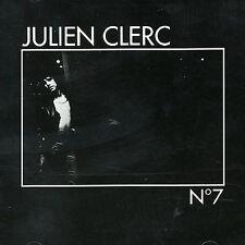 JULIEN CLERC - NO. 7 [REMASTER] NEW CD