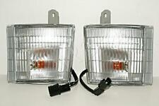 MITSUBISHI CANTER Corner Light Turn Signal PAIR LEFT + RIGHT 1994-