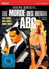 Agatha Christie Die Morde des Herrn ABC * DVD Film Krimi Tony Randall Pidax Neu